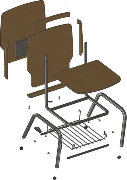 chair teardown