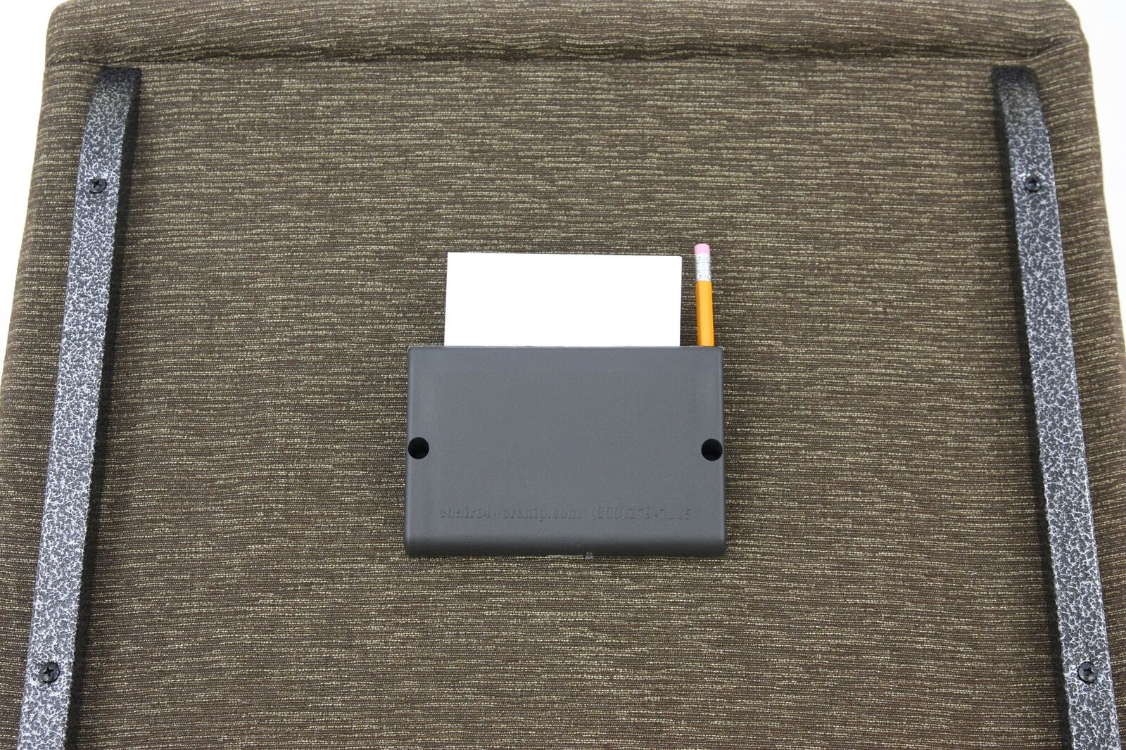 Card Amp Pencil Holders For Church Chairs ‑ Chairsforworship